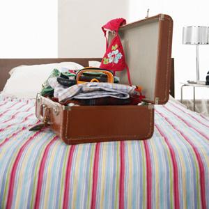 valigia viaggio costa rica