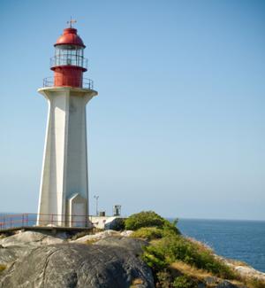 vancouver tour lighthouse park