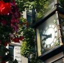 orologio a vapore 127x126 - Vancouver: Il porto e Gastown