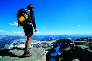 trekking Montagne Rocciose