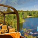 wilderness express inside 127x126 - I treni in Alaska: consigli utili