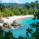 manuel antonio beach costa rica 127x126 - Costa Rica Tropical Rainforest
