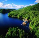 Lodge Aerial Photo Quality 640x480 127x126 - Honeymoon in Western Canada | British Columbia Tour