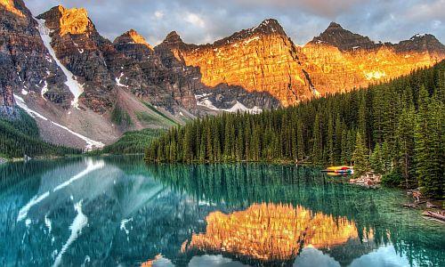 Nord Ovest Americano British Columbia e Montagne Rocciose