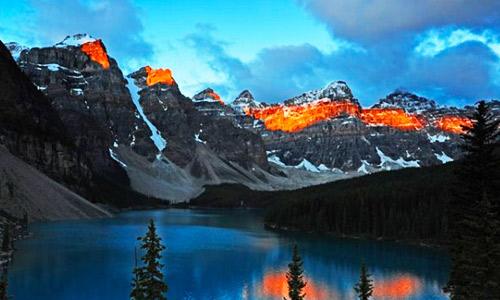 montagne rocciose viaggio - Home