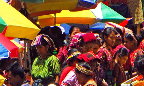 GUATEMALA E BELIZE