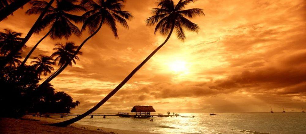 costa rica sunset - Viaggi organizzati Costa Rica