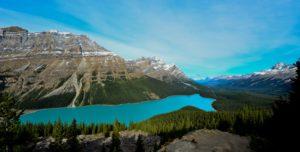 PeytoLake 300x152 - VIAGGI IN CANADA ESTATE 2020 | ecco le nostre proposte: