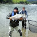 PICT0360 127x126 - Viaggio di Pesca al Salmone in British Columbia - Gli Chinook dello Skeena River
